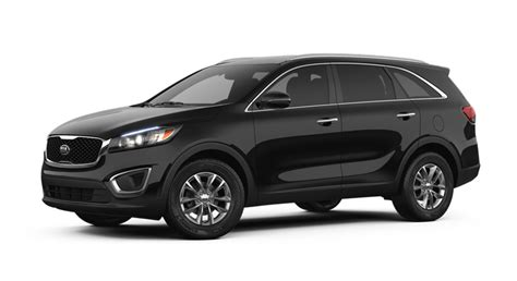 2017 kia sorento paint color options