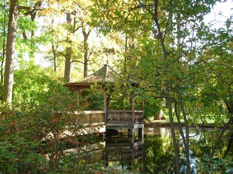 Ohio Botanical Gardens Gazebo At Botanical Gardens Botanical Gardens Toledo Ohio Pinter
