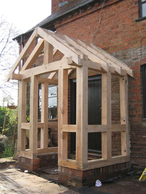 Contemporary Double Door Exterior by Timber Frame Porch Youtube