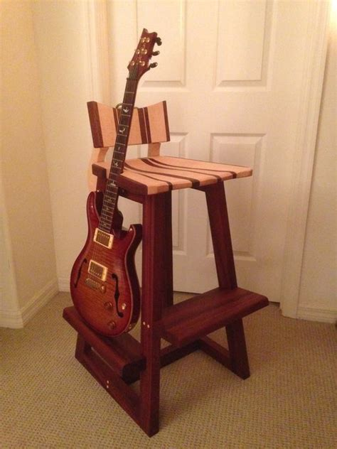 guitar chair 2 by jayg46 lumberjocks