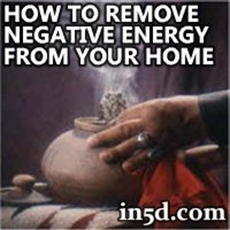 removing negative energy the main reason to clear a space your home your car or