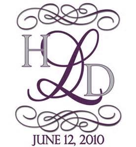 create monogram initials personalized aisle runners monogram design wedding designs worldwide usa