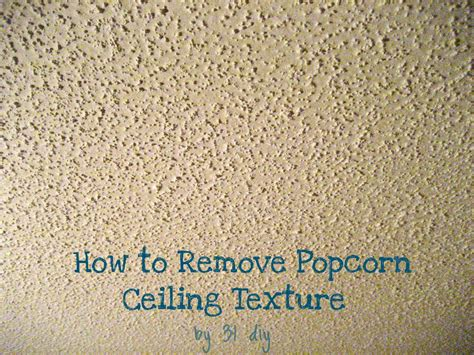 31 diy how to remove popcorn ceiling texture tutorial