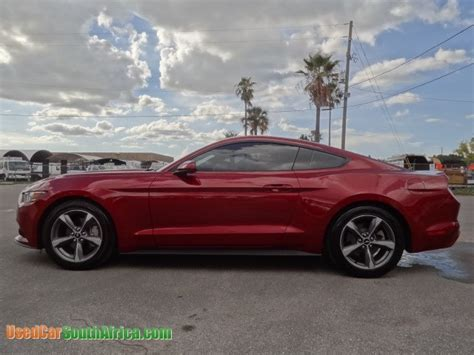 2015 mustang v6 for sale 2015 ford mustang v6 coup used car for sale in cape town