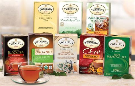 Twinings London Sweepstakes - twinings of london tea sler pack