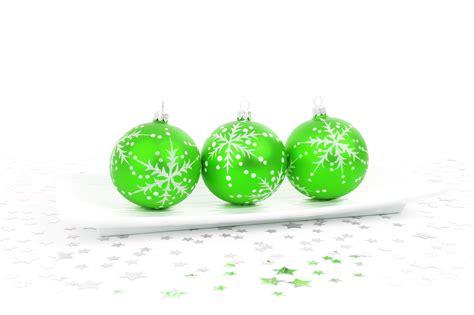 green bauble decoration free stock photo public domain