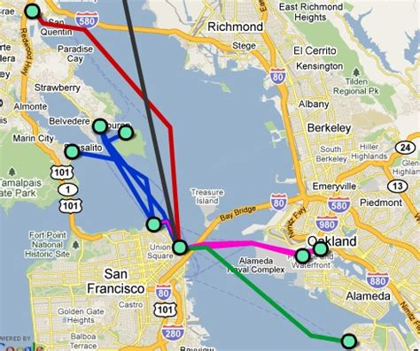san francisco ferry map stitchlinkshanghai readings and research on sf ferry systems