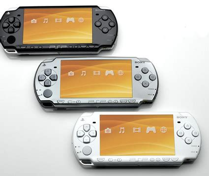 Psp Now Comes In Colours by Animegames A Hist 243 Ria Dos