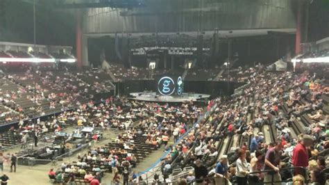 Phillips Arena Concert Floor Tickets Vs Section 102 by Jacksonville Veterans Memorial Arena Section 107 Row Aa