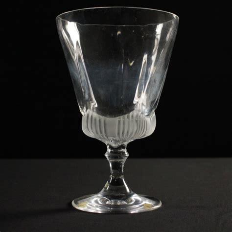 bicchieri lalique bicchiere lalique oggettistica bottega 900