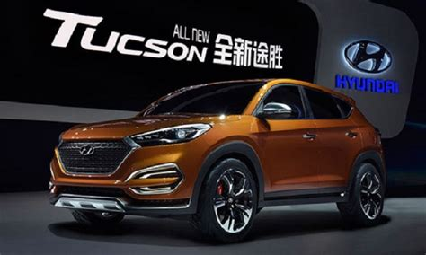 2018 hyundai tucson redesign changes specs interior