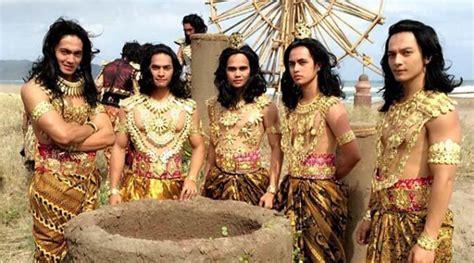cerita film mahabarata antv ksatria pandawa 5 kisah mahabarata nya indonesia tayang