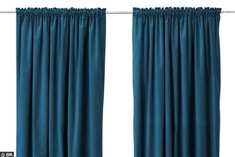 Rideaux Bleu Nuit rideau bleu nuit des nouveaux rideaux pour habiller mes