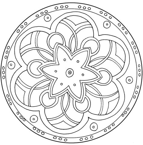 mandala coloring book printable mandala coloring pages 12 coloring