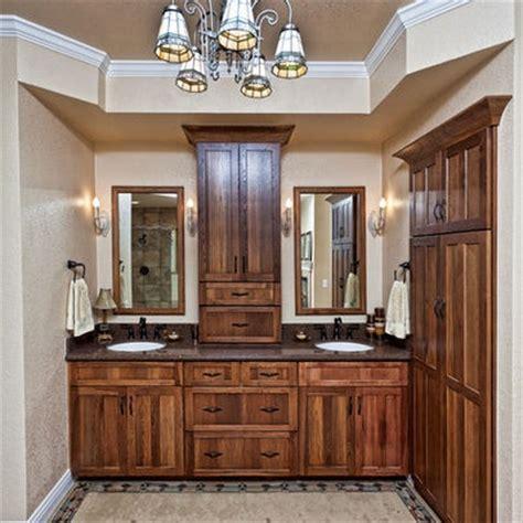 staining bathroom cabinets darker dark hickory kitchen hickory cabinets stained dark with