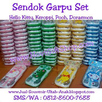 Souvenir Kado Hadiah Sendok Garpu Cina Set Box jual souvenir bingkisan hadiah kado ulang tahun anak dengan harga grosir di jamin murah