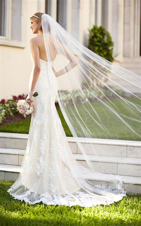 Strapless White Wedding Dresses by Wedding Dresses Strapless Wedding Dress Stella York