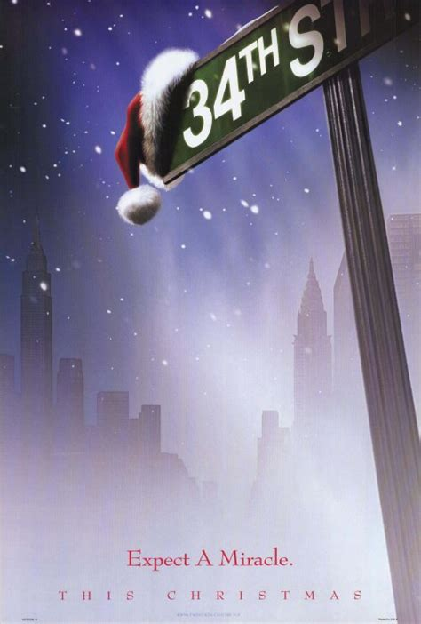 miracle on 34th street the miracle on 34th street movie posters from movie poster