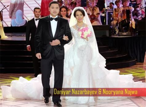 Daniyar nazarbayev marriage license