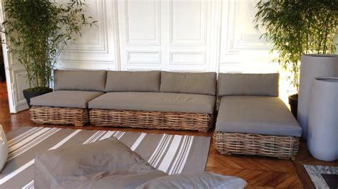 canape tresse exterieur maison du monde coussins ikeasia com