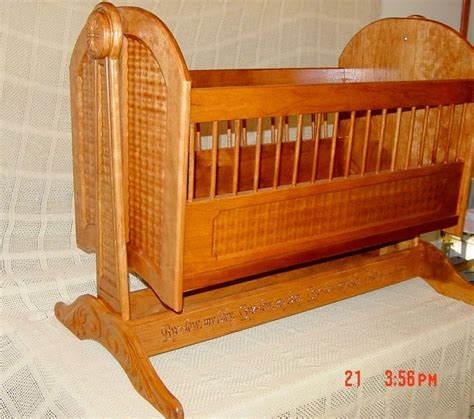 Babies Cradles And Cribs by 54 Best Images About Wooden Baby Cradles On