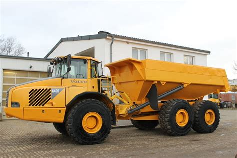 volvo rock trucks volvo a 40d rigid dumper rock truck from for sale