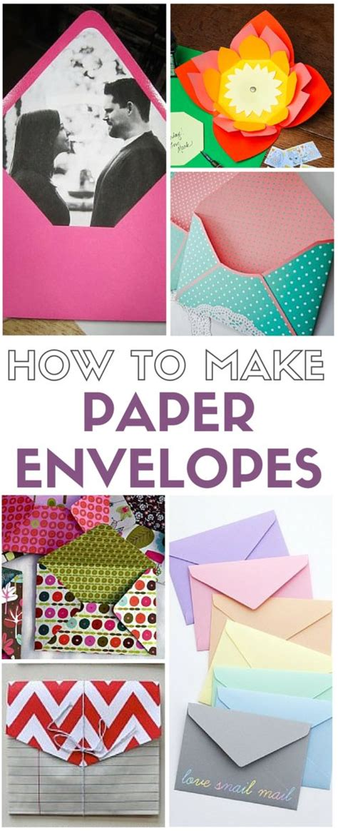 how to make envelope with paper how to make paper envelopes the crafty stalker