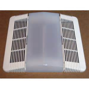 Bathroom Vent Fan Light Cover 85315000 Nutone Grille Light Lens For Bathroom Fan Exhaust