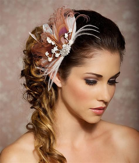 Wedding Hair Pieces by Wedding Hair Accessories Hairstyles