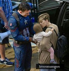 The Nanny Diaries Is On Hold by The Chris Captain America Steve