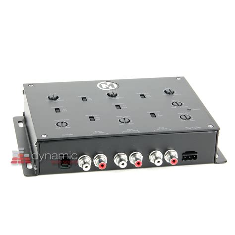 Kit 3 Way Sound Crossover Bass audio 16 cx23 car stereo 2 3 way active crossover w remote bass knob ebay