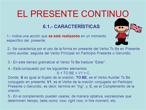 preguntas con wh en futuro continuo clases de ingl 201 s el presente continuo u e agustin