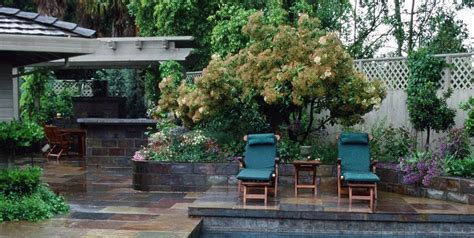 Patio Layout by Patio Layout Ideas Landscaping Network