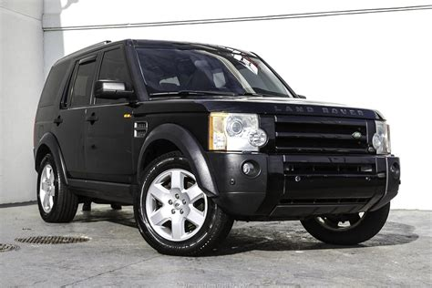 land rover 2006 for sale 2006 land rover lr3 hse stock 357898 for sale near
