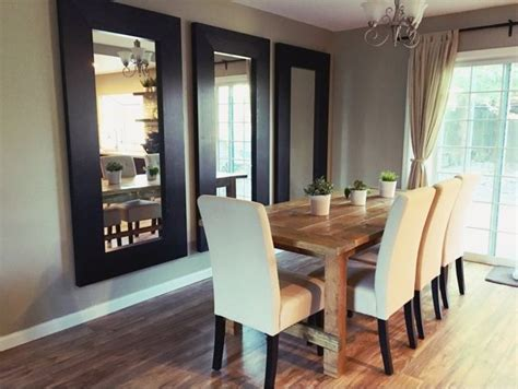 Three Mirrors Dining Room 742 Best Images About Decorating Staging Ideas On