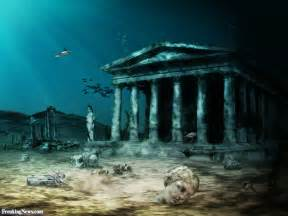 Has the real lost city of atlantis finally been found buried under