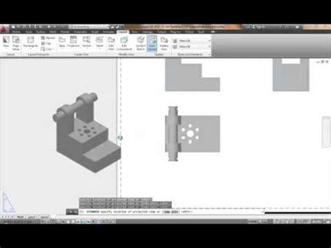 criando layout e viewport gerando vista isom 233 trica a partir de planta baixa no au