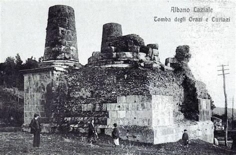 popolare lazio pavona sepolcro detto degli orazi e curiazi albano laziale