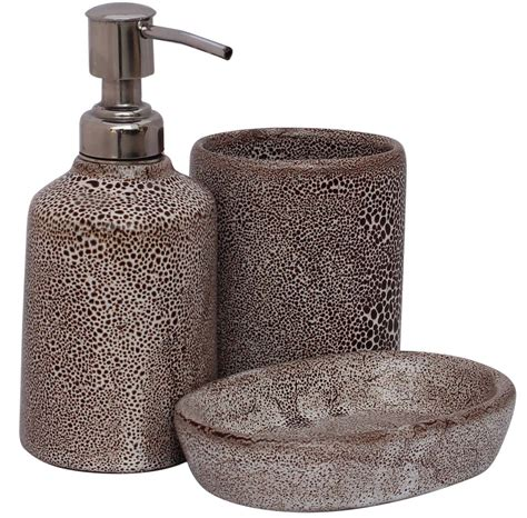 Wholesale Handmade Items - bulk wholesale handmade ceramic bath accessories set 3