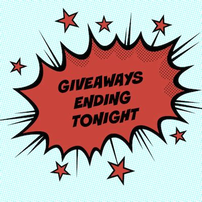 Giveaways Ending Today - lots of giveaways ending tonight bay area mommy