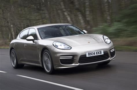 Porsche U K by Porsche Panamera Turbo S Uk Drive