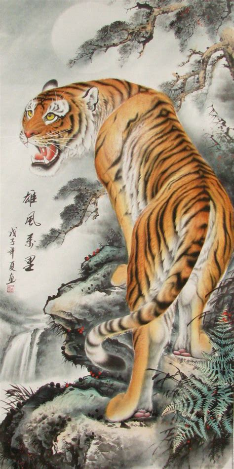 chinese tiger tattoo japanese tiger japanese tiger designs