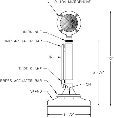 eagle microphone wiring diagrams 28 images astatic