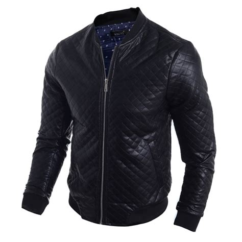 jacket design new fashion style mens winter leather jacket best selling mens