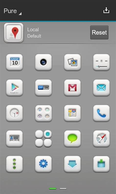 theme apk pure pure next launcher 3d theme free android theme download