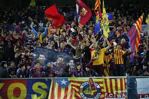 barcelona mundial clubes 2015 marca com aficionados del barcelona en el mundial de clubes marca com