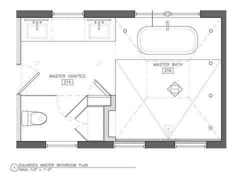 size of master bathroom master bathroom plans with walk in shower no tub siudy net