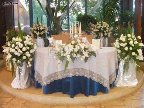 addobbo tavolo sposi foto 22 addobbi floreali location fiori per il tavolo