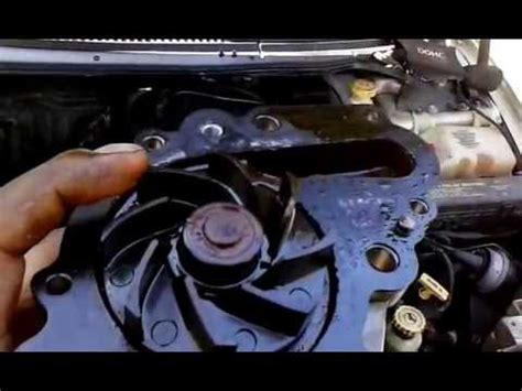 dodge intrepid  water pump issues overheating