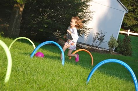 Backyard Kid Activities by 7 Creative Uses For Pool Noodles Inner Child